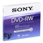 DVD-rw Media Mini 2.8GB Double Sided 8cm 1pk