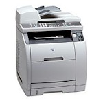 Color Laserjet 2840 All-in-one 96MB 19ppm-black 4ppm-color 2-tray Print-fax-scan-copy USB/ Enet