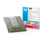 Magneto-optical Cartridge 8.6GB Single Write-once 2048bp/s 5.25in