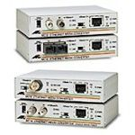 At-mc13 Utp To Fiber St Ethernet Media Converter