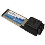 Secure ExpressCard Fast Ethernet