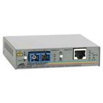 100tx (rj-45) To 100fx Single-mode Fiber (sc) Media Converter