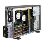 Superserver 4u Bare 2x Xeon V3 C612 8x 3.5 Hs 2000w 1TB Sata3 2x Gbe 7 Pci-e (sys-7048gr-tr)