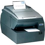 HSP7543U-24 - Hybrid Printer - Thermal / Matrix - USB - Grey