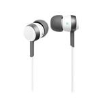 Fonemate Headset In Ear Headphone White
