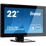 Touch Monitor - ProLite T2253MTS-B1 - 21.5in - 1920x1080 (FHD) - Black
