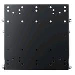 Small Mounting Kit For Ceiling Or Wall 15-27i/max 60kg/15o Tilt/black