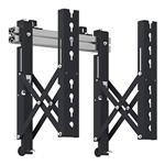 Videowall Mounting Push-2-open Mounting System Vwm02 42in - 65in Vesa Max 400 X 400 Max 80kg