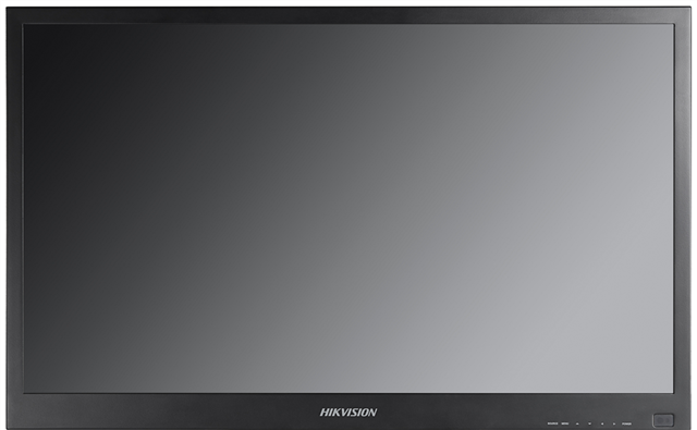 Hikvision 43in Full Hd Monitor With Built-in Speaker