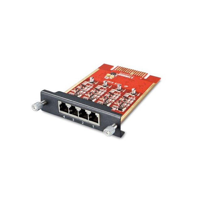 Ip Pbx 4-port Fxo Module For Ipx-2100/ipx-2500