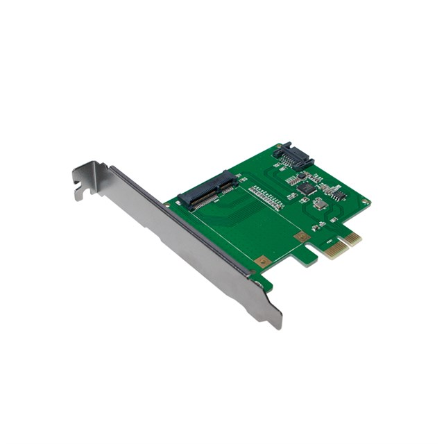 Pci-e Card 1x MSATA SSD Slot