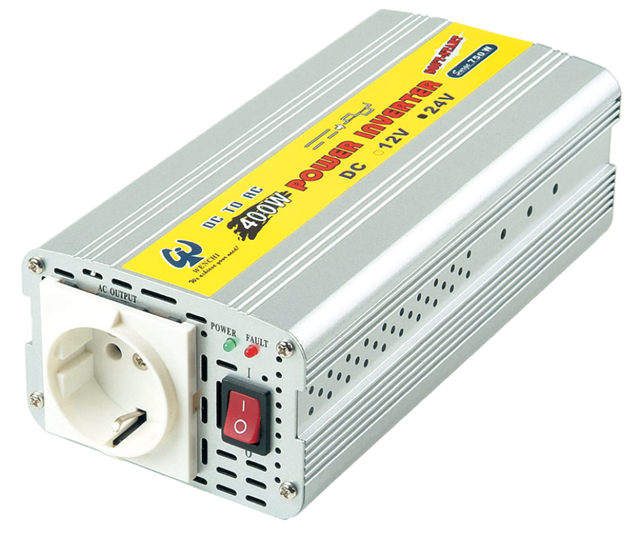 Dc To Ac Power Inverter 400w Continuous - 24volt Version