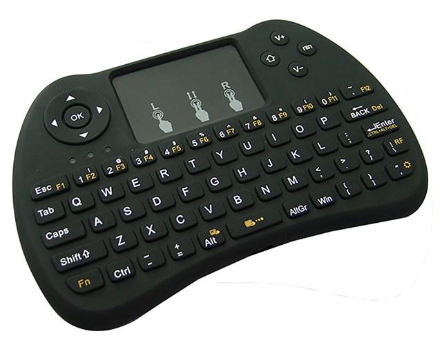 Venztech Handheld Wireless Multimedia Keyboard